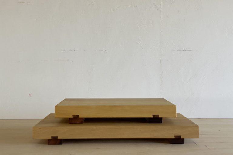 銀杏(イチョウ)のまな板製作