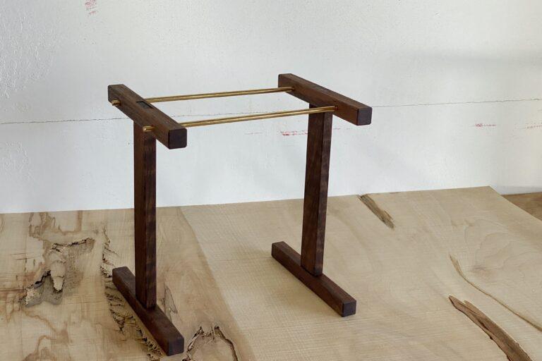 コーヒードリップスタンド (アウトドアに最適な組み立て式)